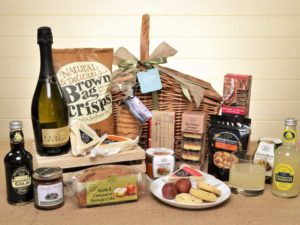 Ingram Valley Picnic Basket