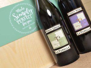 Langley Wine & Pate Box