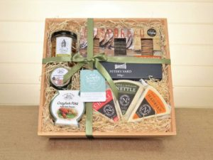 Lesbury Luxury Cheese Hamper