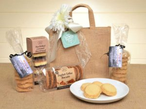 Throckley Biscuit Bag