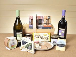 Warkworth Luxury Wine & Cheese Hamper