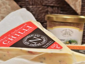 Hadrian Real Ale & Cheese Hamper