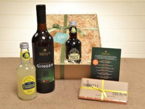 Kittys Ginger Cocktail Hamper