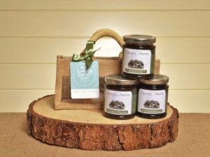 Trio of Jam Gift Bag