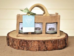 Trio of Preserves Gift Bag