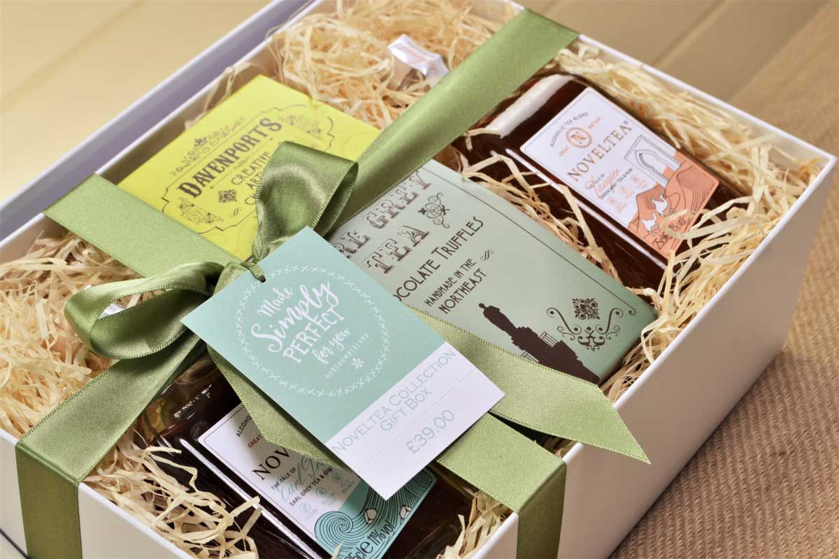 Noveltea Collection Gift Box
