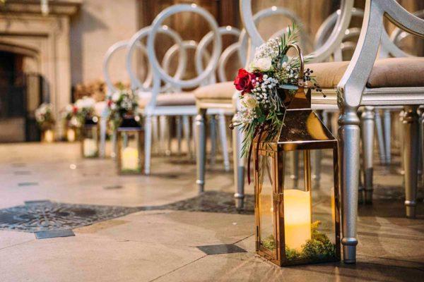 Real Wedding at Matfen Hall