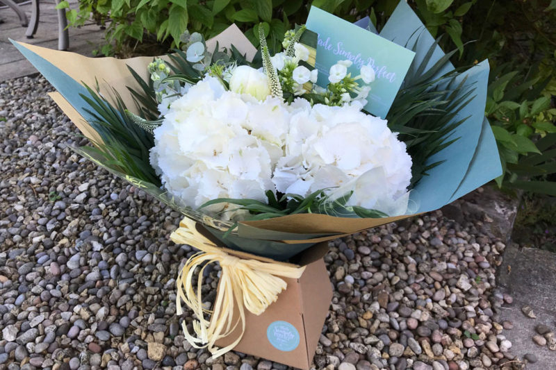 Boxed Gift Bouquet