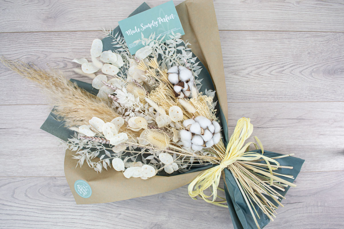 Dried Flower Bouquet Nationwide Delivery Made Simply Perfect